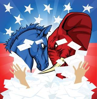 Election misdirection: Scammers exploiting presidential race with malware, spam and bots
