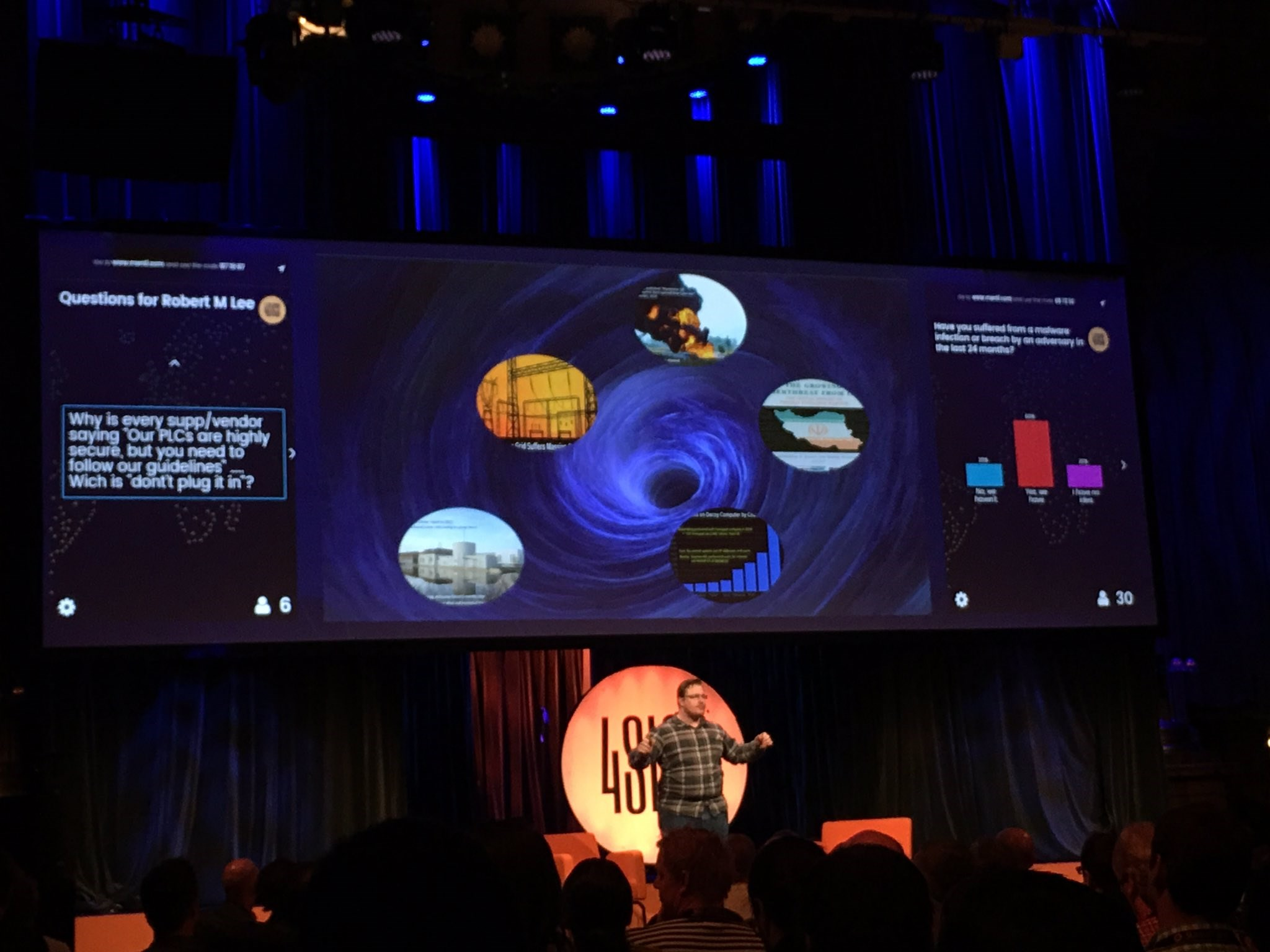 4SICS: ICS threats are mostly unknown, industry needs more information sharing