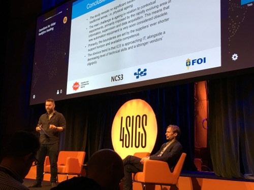 4SICS: surprise surprise, ICS melding with IT to bring a whole host of issues